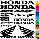 "Moto polep Sticker ""Honda CBR 600F"" Stickers Vinyl Home Deco"