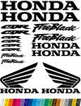 """Moto polep Sticker """"Honda CBR Fireblade"""" Stickers Vinyl Home Deco"""