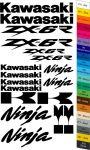 Moto Polep Kawasaki Ninja ZX-6R