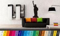 Nálepka na zeď - Socha Svobody Home Deco