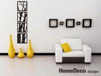 3D dřevěná dekorace na zeď - Bříza Home Deco