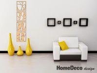 3D dřevěná dekorace na zeď - Bříza