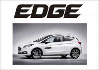 """Auto nálepka Logo """"Castrol Edge"""""""