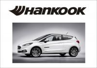 """Auto nálepka Logo """"Hankook"""""""