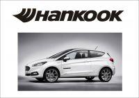 "Auto nálepka Logo ""Hankook"" Home Deco"