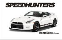 "Auto nálepka Logo ""Speedhunters"""