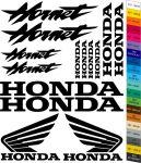 """Moto polep Sticker """"Honda Hornet"""" Stickers Vinyl Home Deco"""