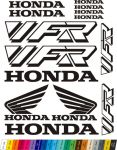 "Moto polep Sticker ""Honda VFR"" Stickers Vinyl Home Deco"