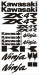 Moto Polep Kawasaki Ninja ZX-4R