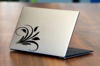 Nálepka na Notebook/Laptop - Květina