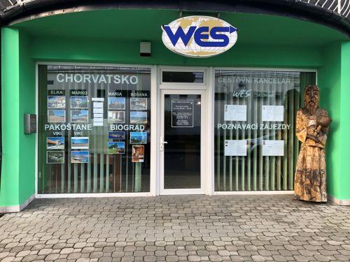 WES - cestovní kancelář