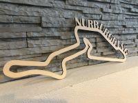 Nürburgring Závodní okruh Formule 1 na Nürburgringu - Dřevěné mapy závodních okruhů Formule 1